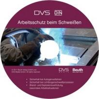 Arbeitsschutz beim Schweißen. DVD