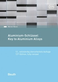 Aluminium-Schlüssel 2017. Key to Aluminium Alloys