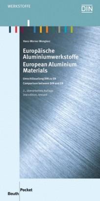Europäische Aluminiumwerkstoffe, Vergleich EN mit DIN