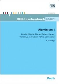 DIN-Taschenbuch 450/1. Aluminium 1