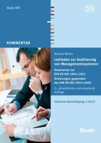 Leitfaden zur Auditierung von Managementsystemen