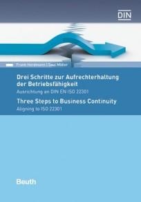 Drei Schritte zur Aufrechterhaltung der Betriebsfähigkeit