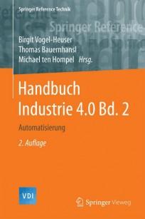 Handbuch Industrie 4.0 Band 2