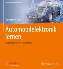 Automobilelektronik lernen, Sammelordner mit 10 Lernheften