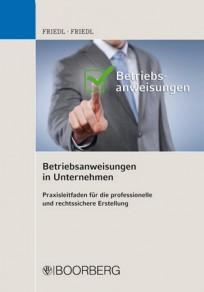 Betriebsanweisungen in Unternehmen
