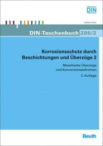 DIN-Taschenbuch 286/2. Korrosion und Korrosionsschutz