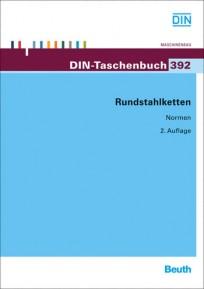 DIN-Taschenbuch 392. Rundstahlketten