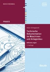 Technische Dokumentation im Maschinen- und Anlagenbau