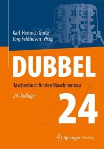 DUBBEL - Taschenbuch für den Maschinenbau