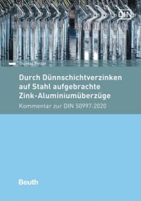 Durch Dünnschichtverzinken aud Stahl aufgebrachte Zink-aluminiumüberzüge