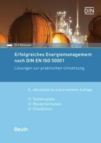 Erfolgreiches Energiemanagement nach DIN EN ISO 50001