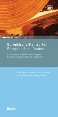 Europäische Stahlsorten - Bezeichnungssystem und DIN-Vergleich