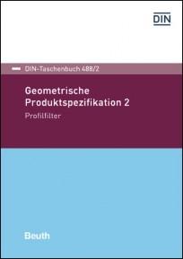 DIN-Taschenbuch 488/2. GPS 2 - Profilfilter