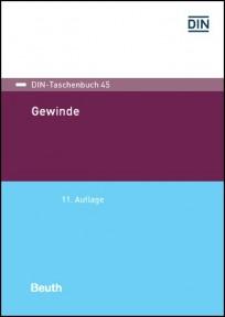 DIN-Taschenbuch 45. Gewinde