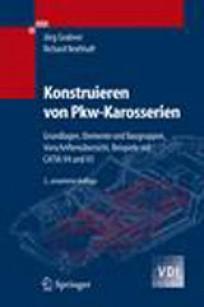 Konstruieren von Pkw-Karosserien