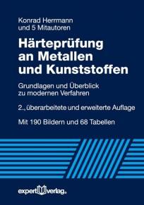 Härteprüfung an Metallen und Kunststoffen