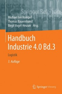 Handbuch Industrie 4.0 Band 3