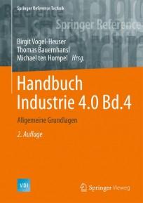 Handbuch Industrie 4.0 Band 4