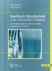 Handbuch Messtechnik in der industriellen Produktion