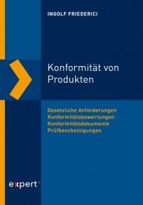 Konformität von Produkten