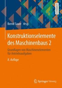 Konstruktionselemente des Maschinenbaus 2