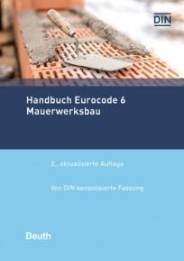 Normen-Handbuch Eurocode 6 - Mauerwerksbau