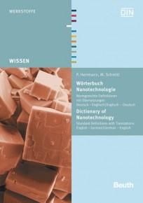 Wörterbuch Nanotechnologie / Dictionary of Nanotechnology