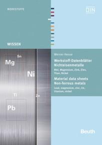 Werkstoff-Datenblätter Nichteisenmetalle