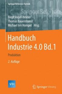Handbuch Industrie 4.0 Band 1