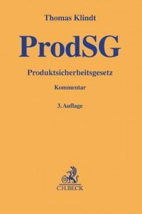 Produktsicherheitsgesetz. ProdSG-Kommentar
