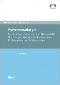 DIN-Taschenbuch 247. Pulvermetallurgie