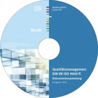 Qualitätsmanagement DIN EN ISO 9000 ff. CD-ROM