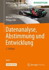 Handbch Rennwagentechnik. Datenanalyse, Abstimmung und Entwicklung