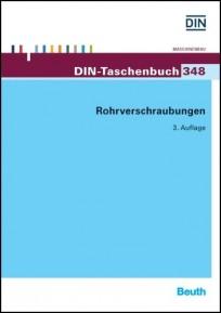 DIN-Taschenbuch 348. Rohrverschraubungen