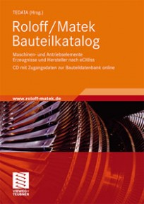 Roloff/Matek Bauteilkatalog Maschinen- und Antriebselemente