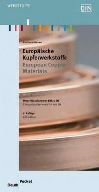Europäische Kupferwerkstoffe