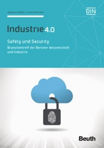 Industrie 4. 0 - Safety und Security