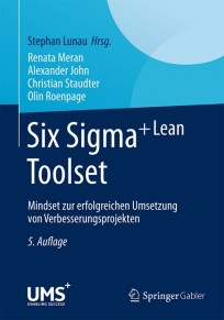 Six Sigma +Lean Toolset