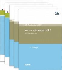DIN-Taschenbuch 342. Paket: 5 Bände
