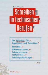 Schreiben in technischen Berufen
