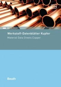 Werkstoff-Datenblätter Kupfer