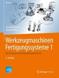Werkzeugmaschinen Fertigungssysteme 1