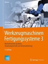 Werkzeugmaschinen Fertigungssysteme 3