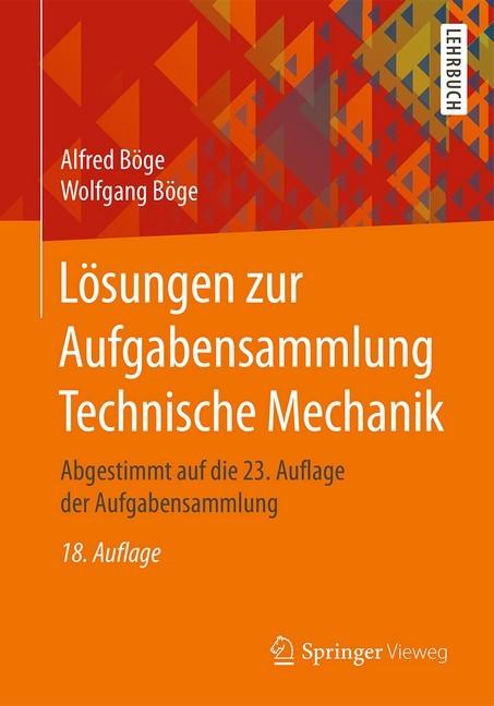 L sungen zur aufgabensammlung technische mechanik b ge for Technische mechanik grundlagen pdf