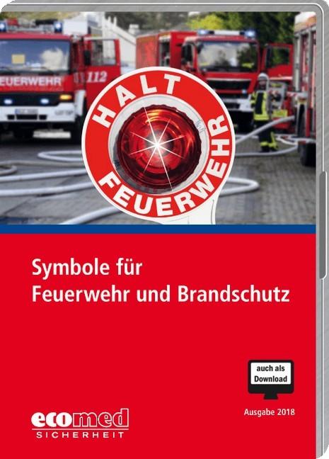 Symbole für Feuerwehr und Brandschutz -   Bücher & Normen für Ingenieure