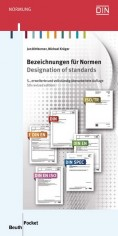 Bezeichnungen für Normen - Designation of standards