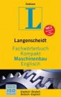 Langenscheidt Fachwörterbuch Maschinenbau Kompakt Englisch