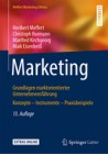 Marketing. Grundlagen marktorientierter Unternehmensführung
