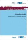 DIN-DVS-Taschenbuch 65. Schweißtechnik 2. Autogenverfahren, Thermisches Schneiden