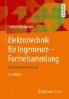Elektrotechnik für Ingenieure. Formelsammlung